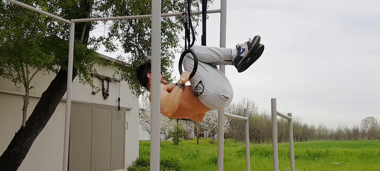 front lever pull up