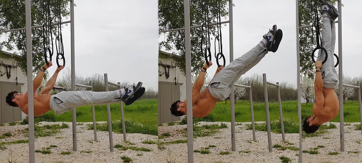 front lever pulls