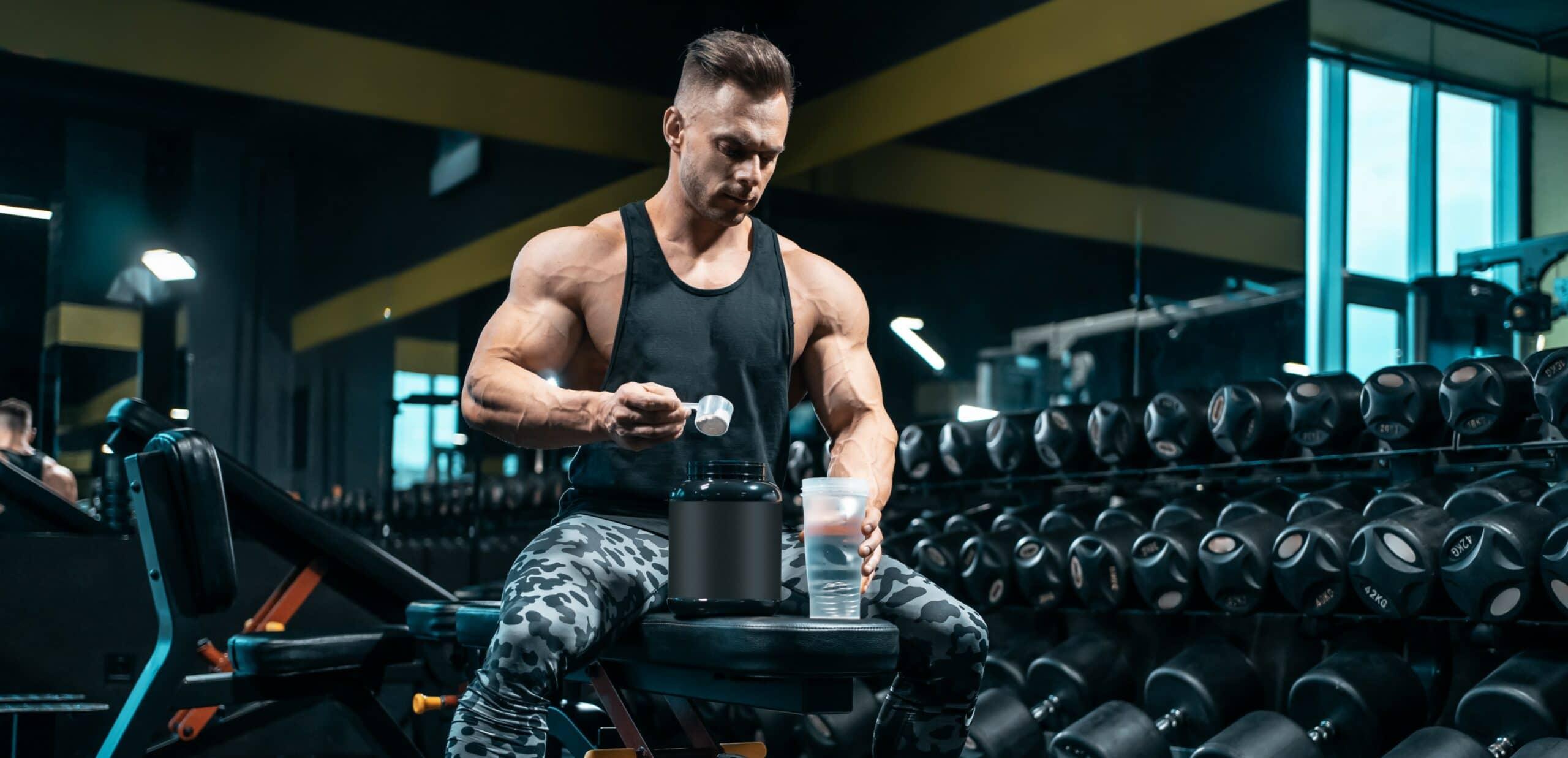 taurina integratore per la palestra e il bodybuilding