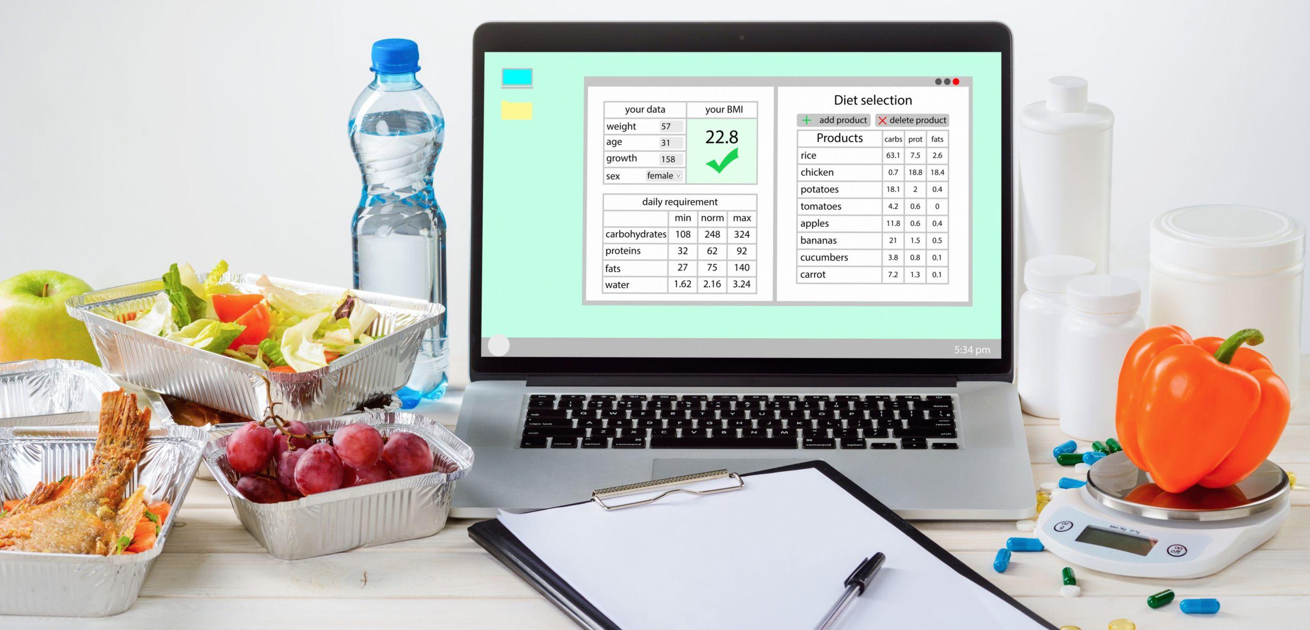Come creare la dieta personalizzata per la palestra