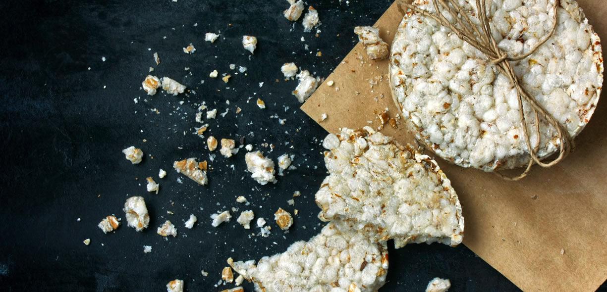 calorie gallette di riso