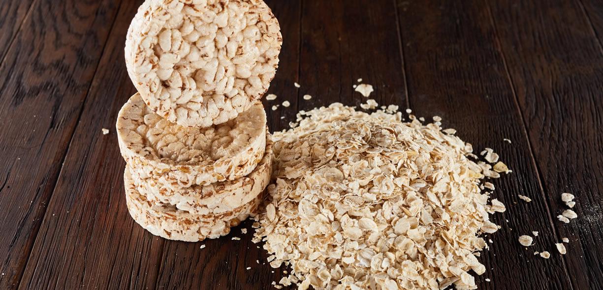 gallette di riso fanno ingrassare