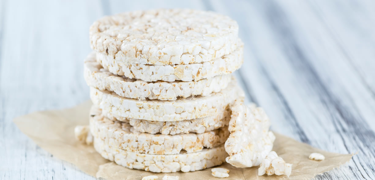 gallette di riso indice glicemico