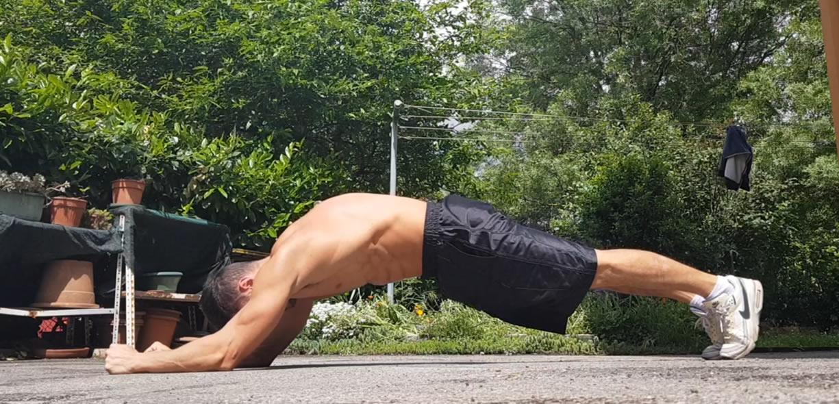 long plank