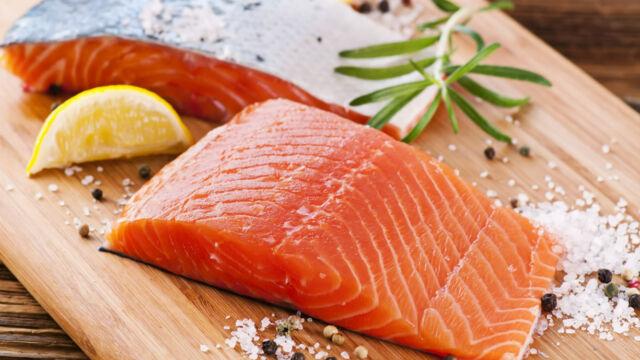 salmone valori nutrizionali