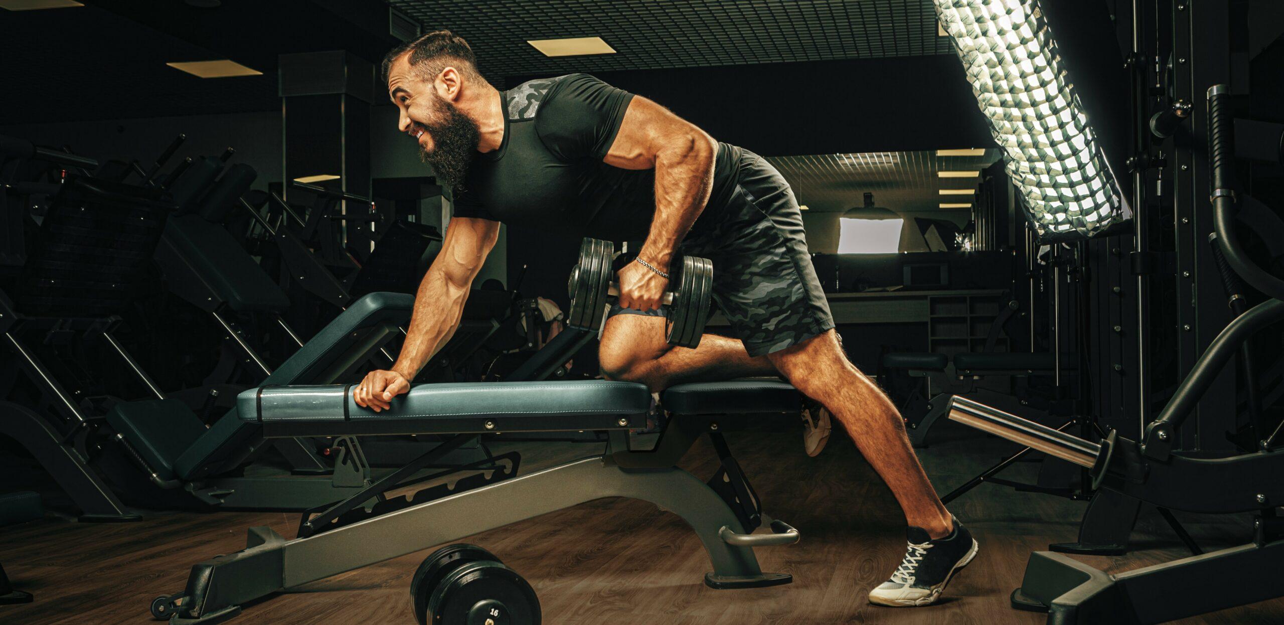 come aumentare la massa muscolare quali esercizi in palestra