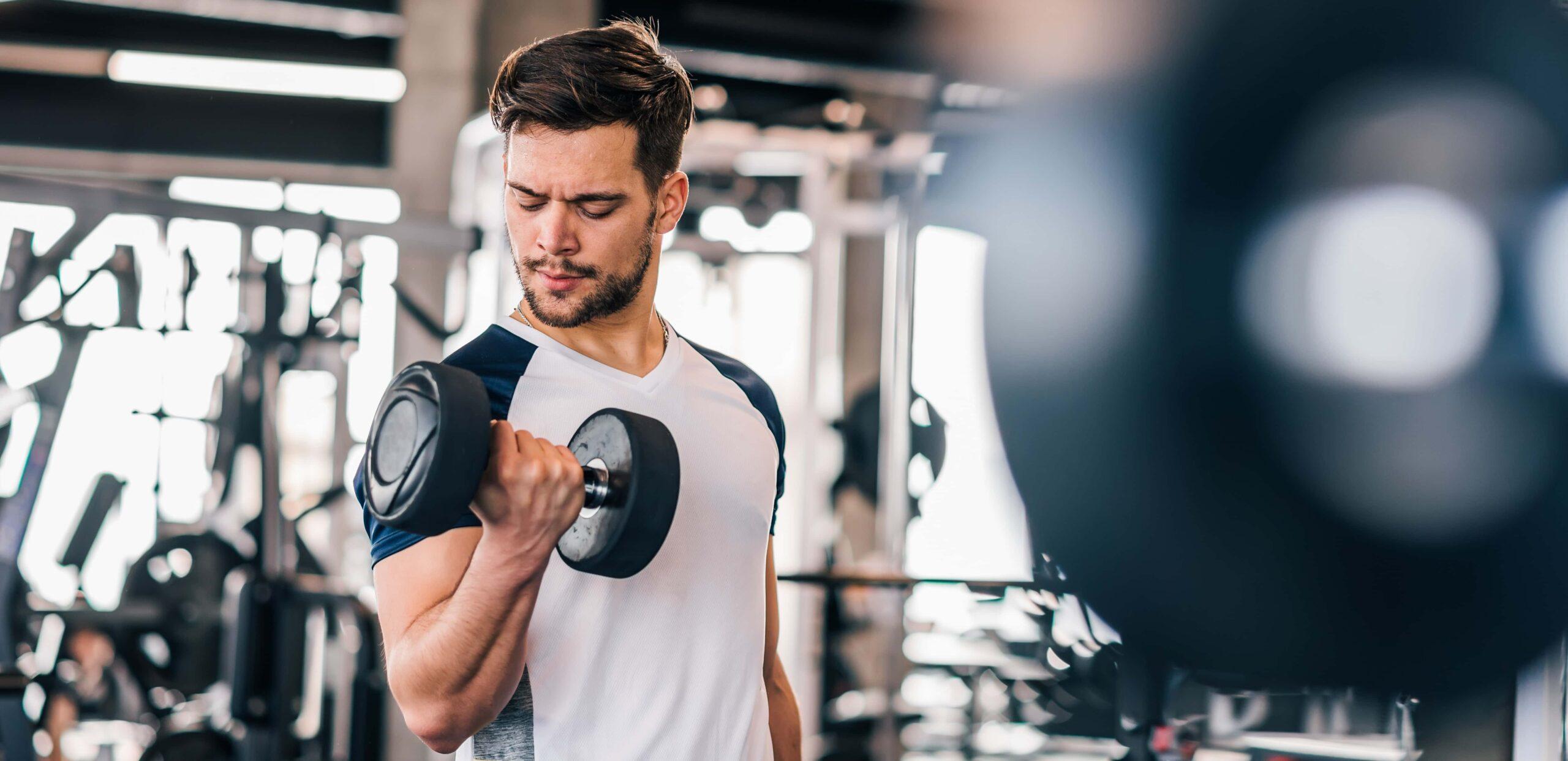 come aumentare la massa muscolare in palestra
