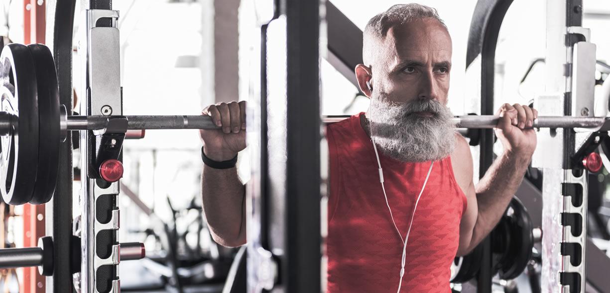 allenamento 40 anni