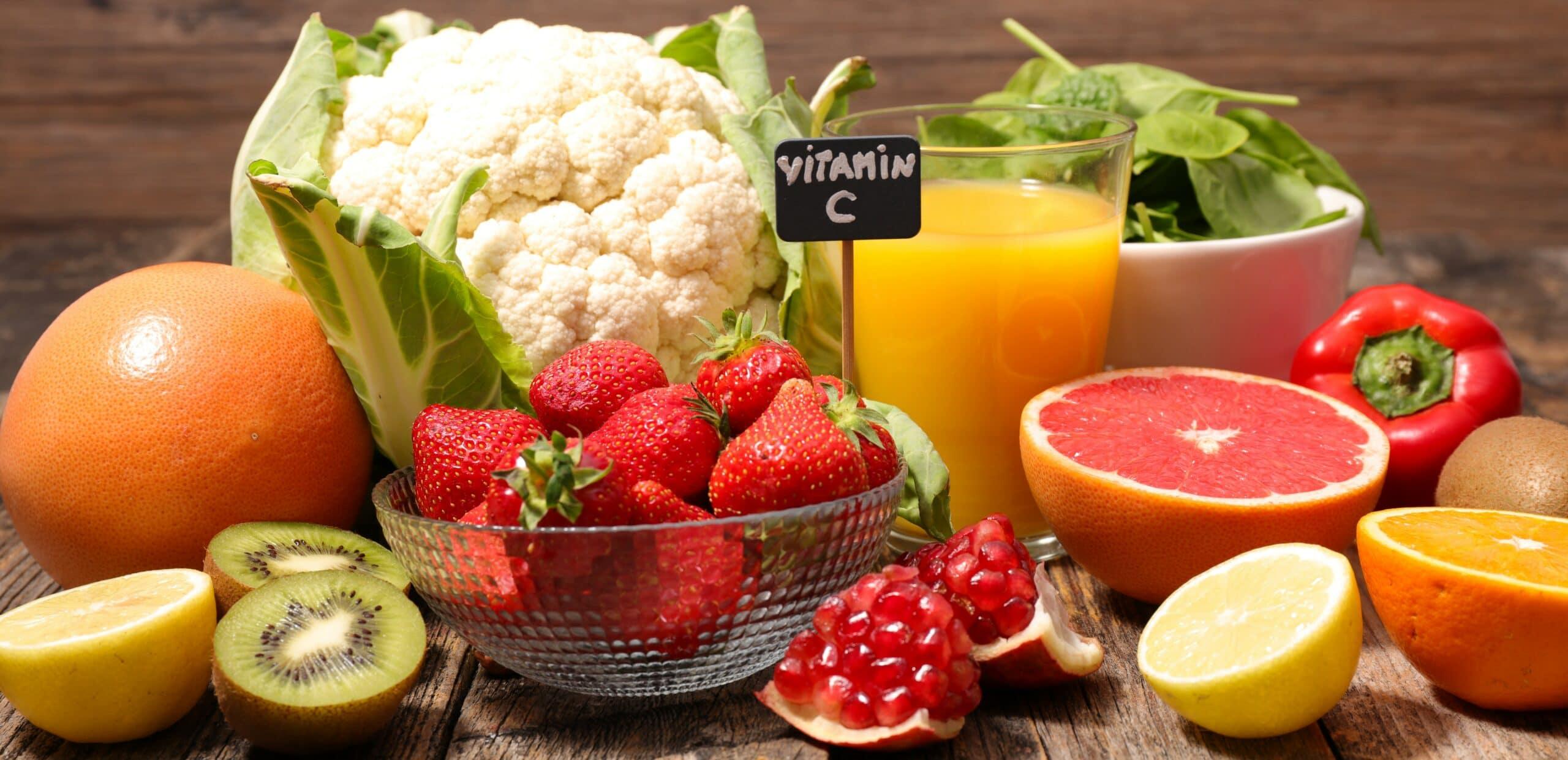 vitamina c alimenti nella dieta