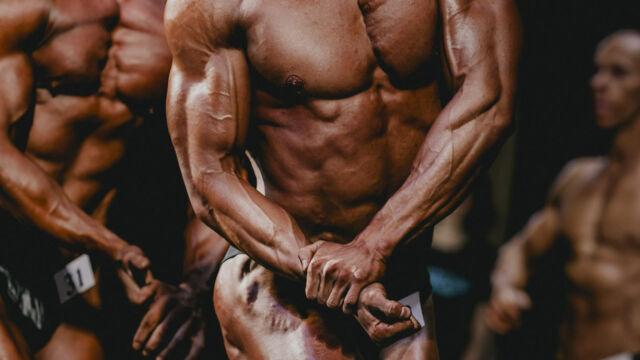 Preparazione gara bodybuilding