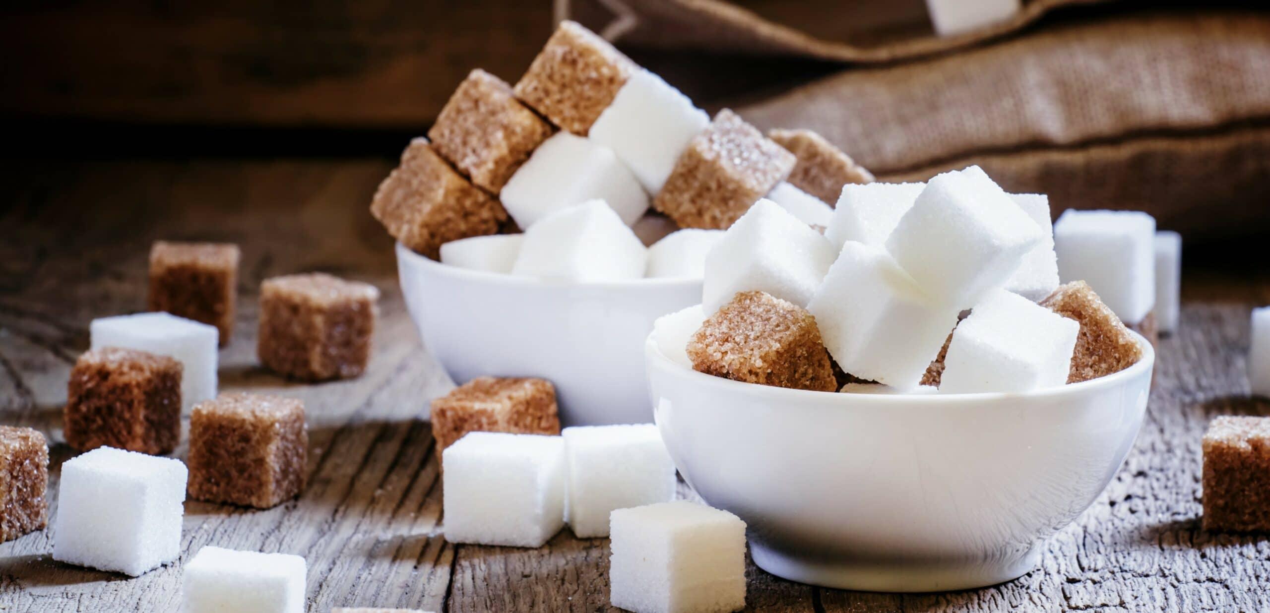 fruttosio o zucchero di canna