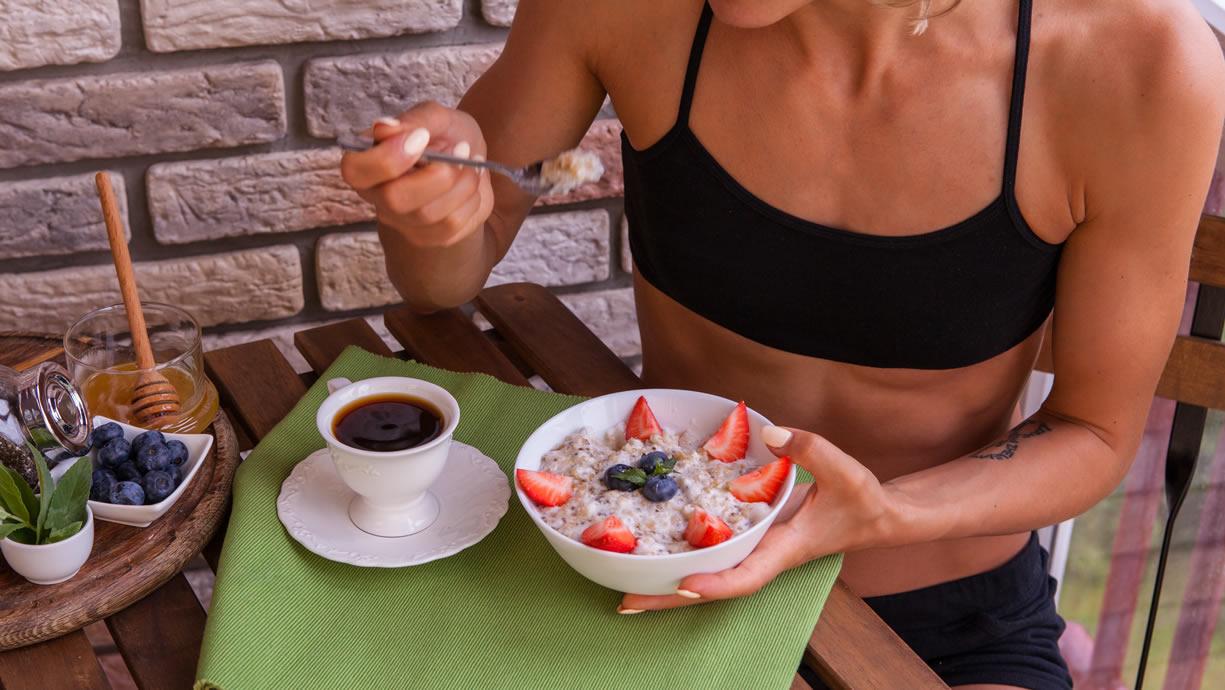 Dieta sportivo per dimagrire