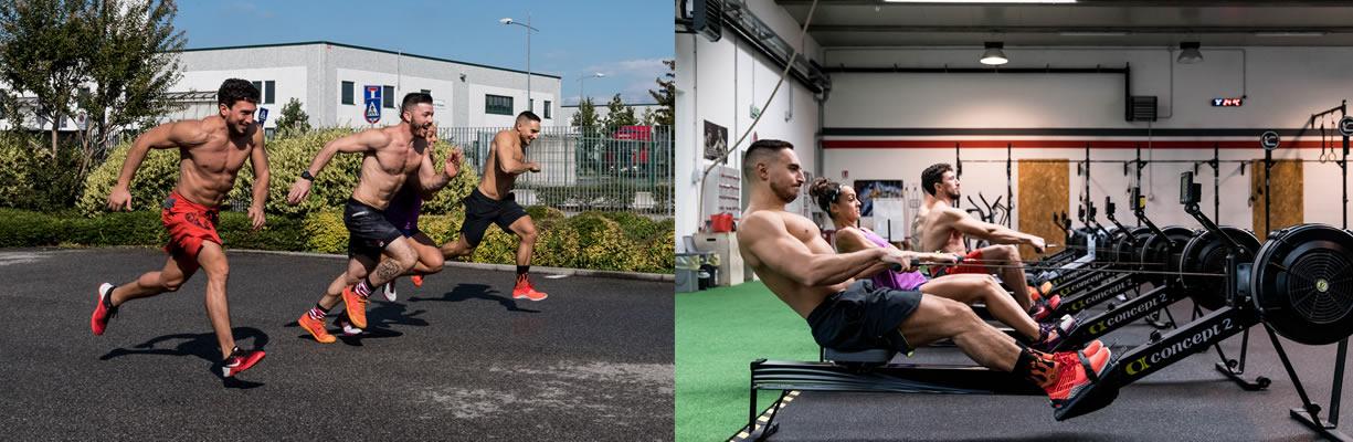 Crossfit attività aerobica