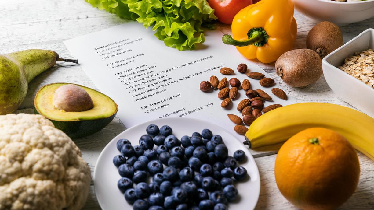 dieta giornaliera facile da 1000 calories