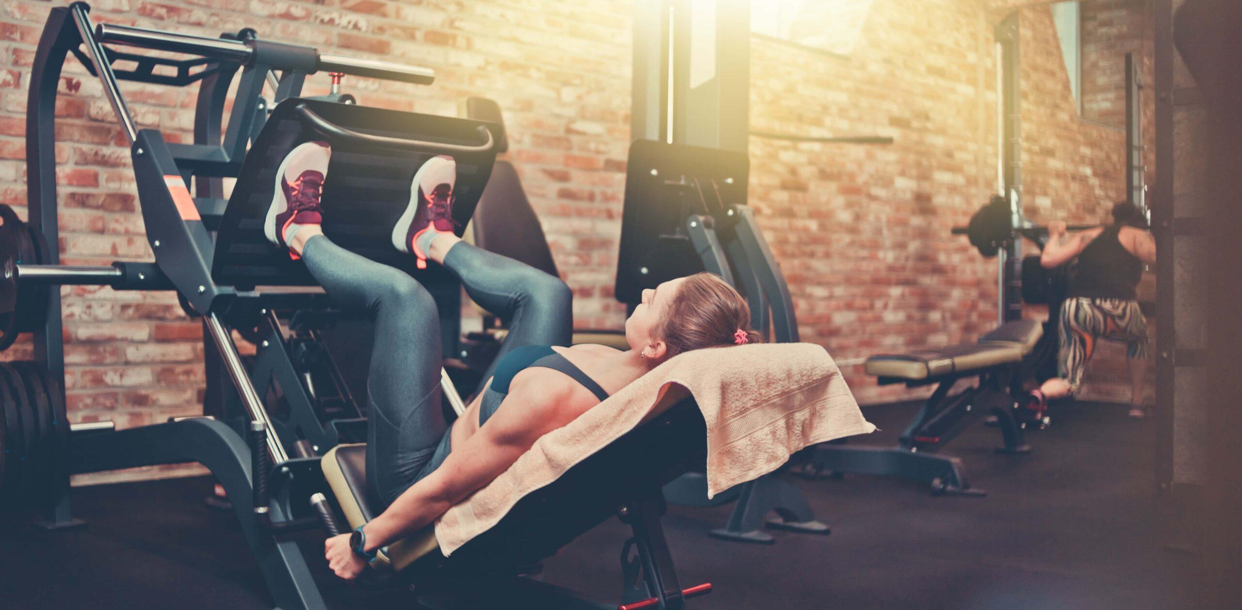 leg press esecuzione corretta in palestra e nel bodybuilding