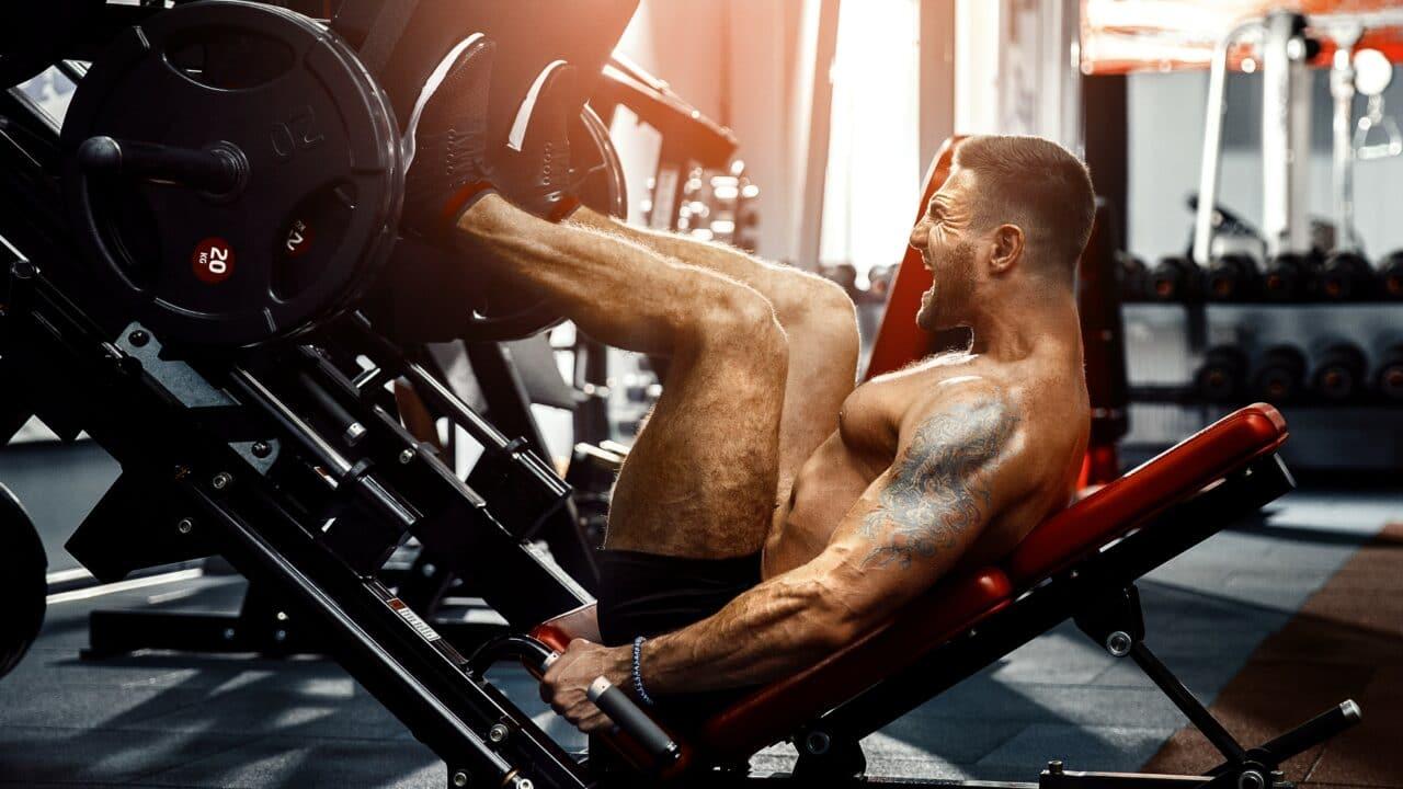 leg press esecuzione corretta e muscoli coinvolti