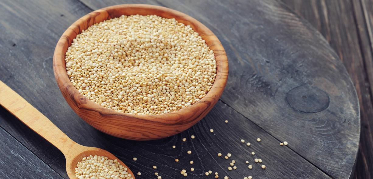 Quinoa valori nutrizionali