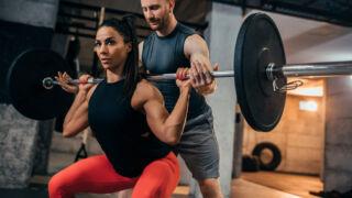 come fare lo squat