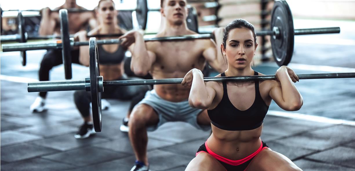 come impostare un allenamento crossfit