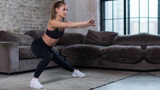 patri dimagrante allenamento di routine completo per tutto il corpo