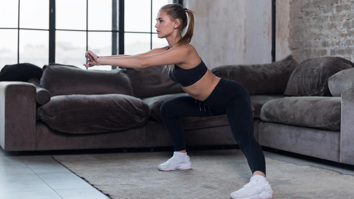 Esercizi per dimagrire le cosce