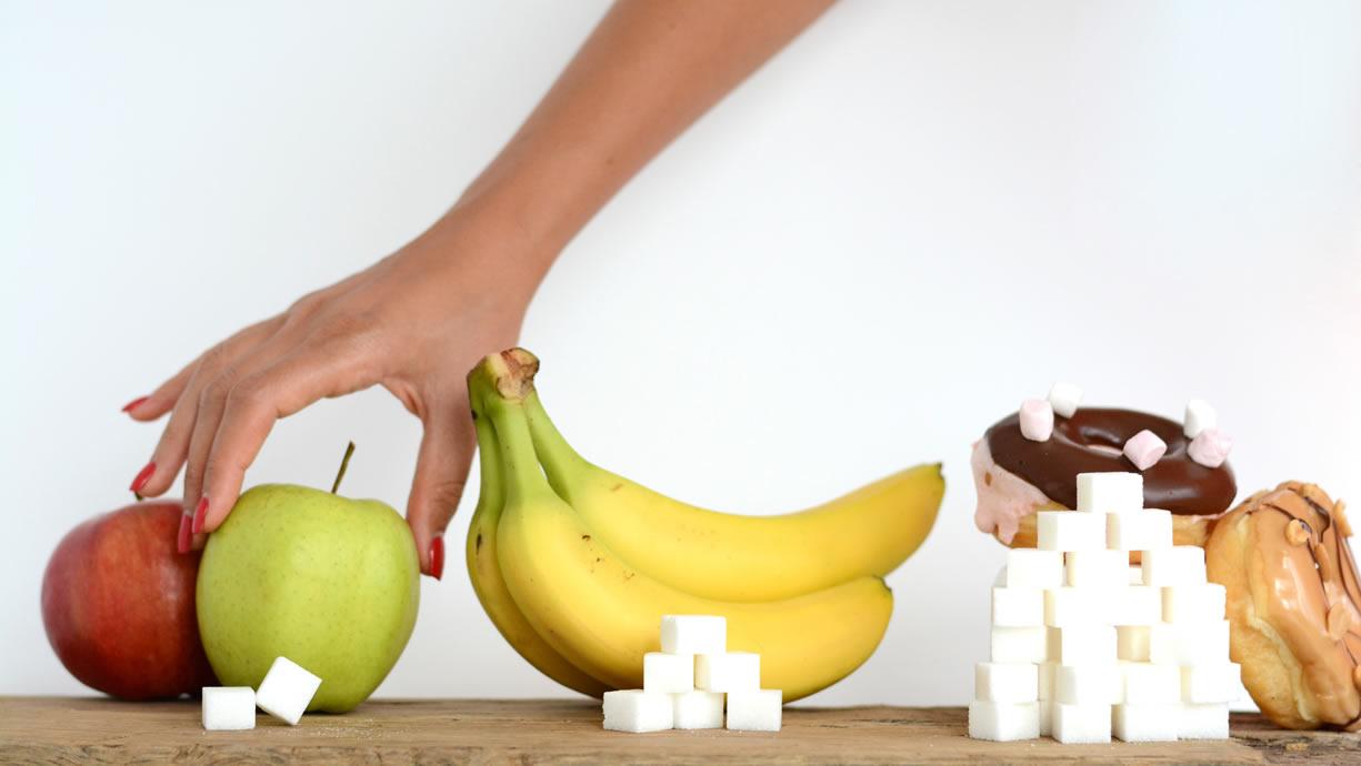 fruttosio ed alimenti