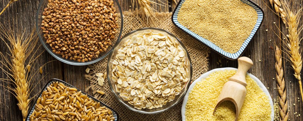 indice glicemico cereali