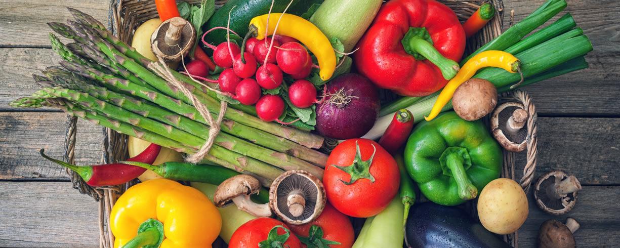indice glicemico vegetali