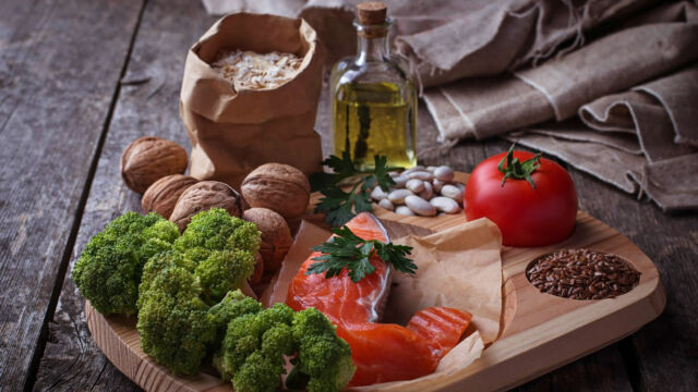 menu dieta proteica