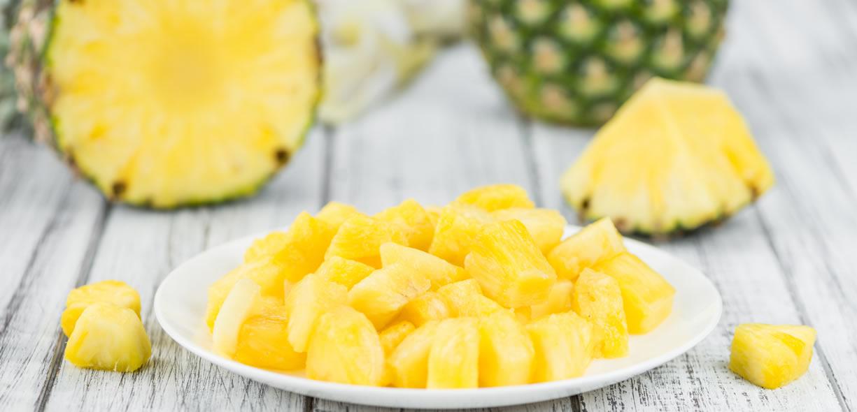 ananas calorie