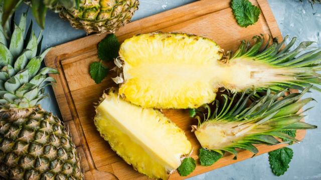 ananas valori nutrizionali