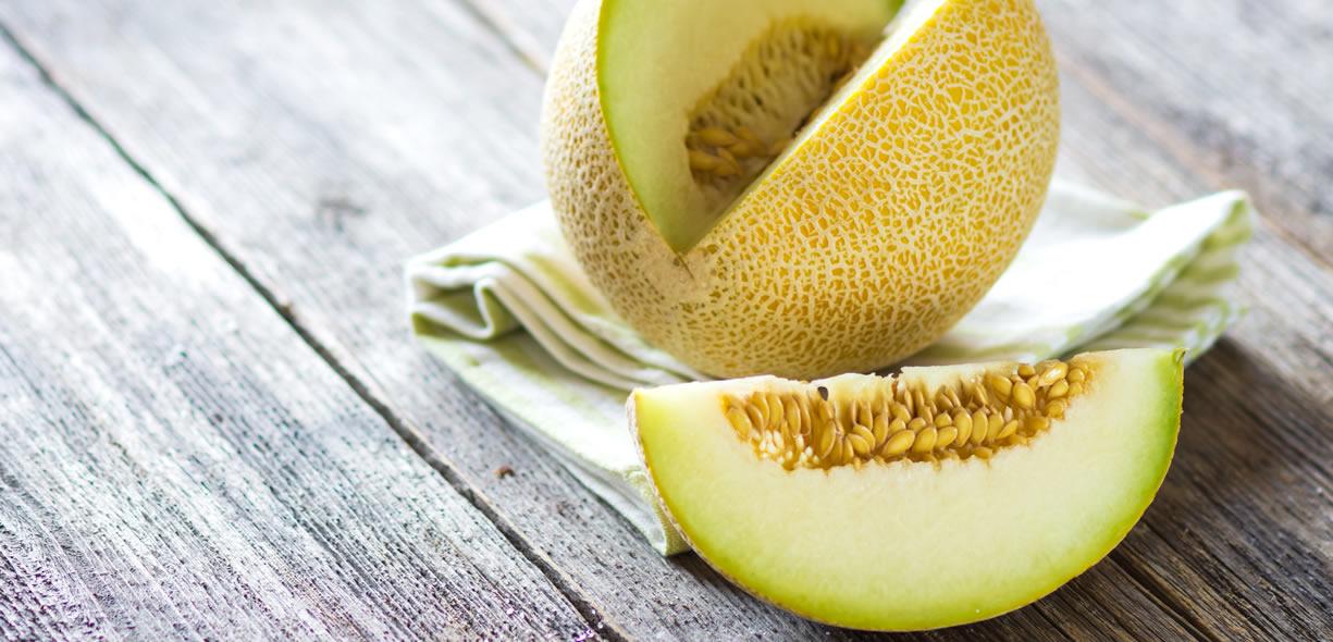 calorie melone giallo
