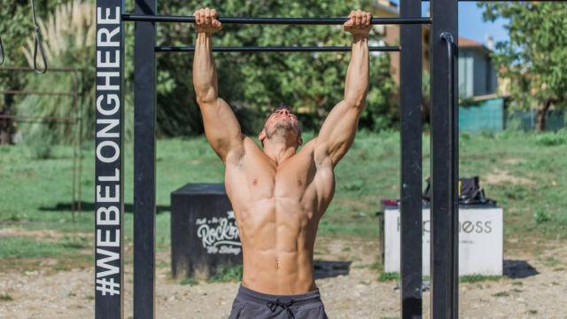 workout calisthenic