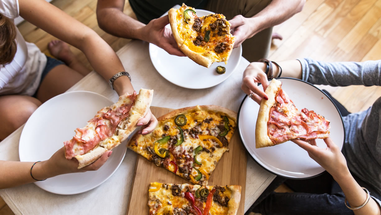 bodybuilding per la dieta della pizzaiola