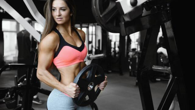 Donne e pesi