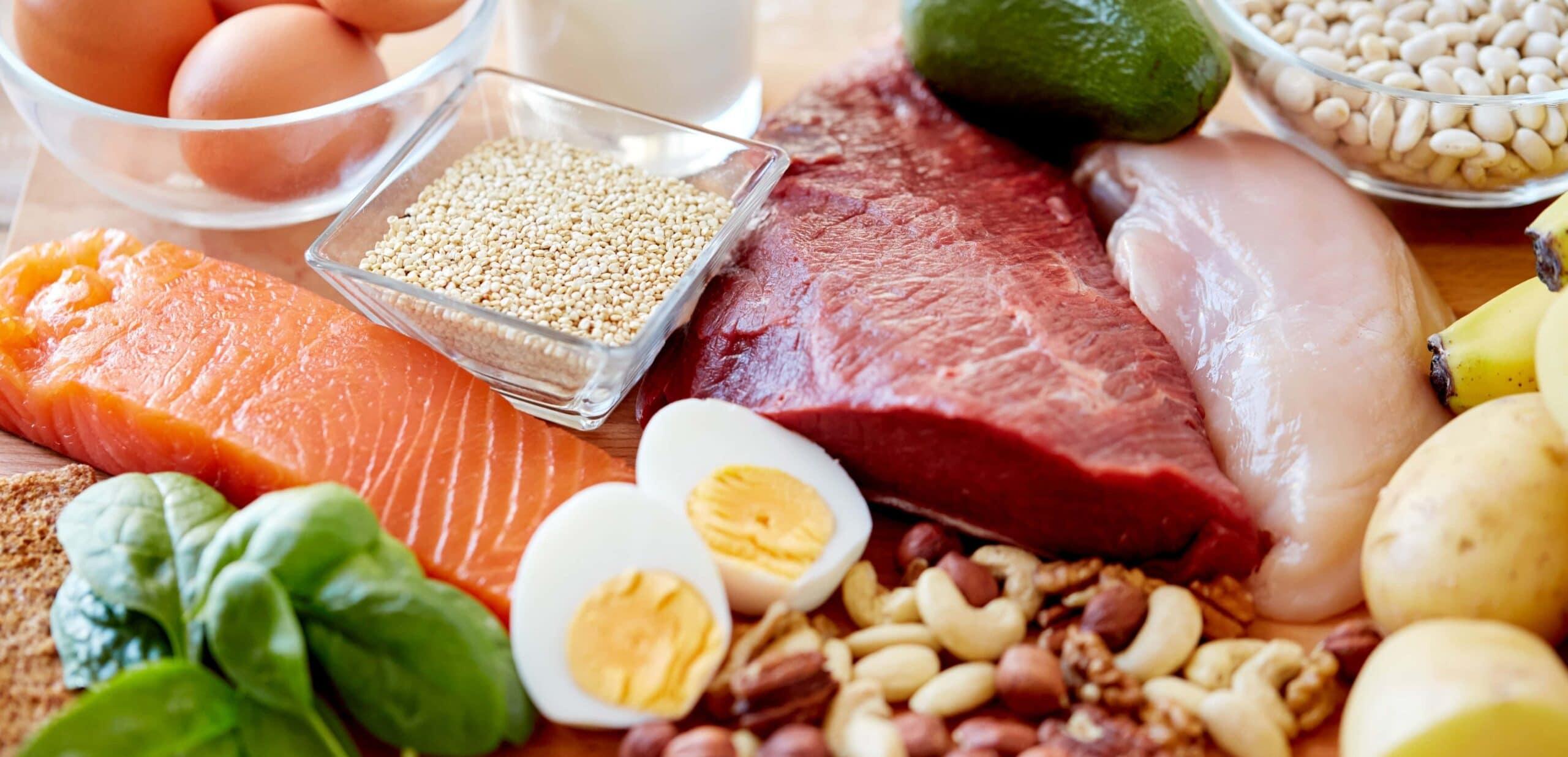 aminoacidi a cosa servono nella dieta