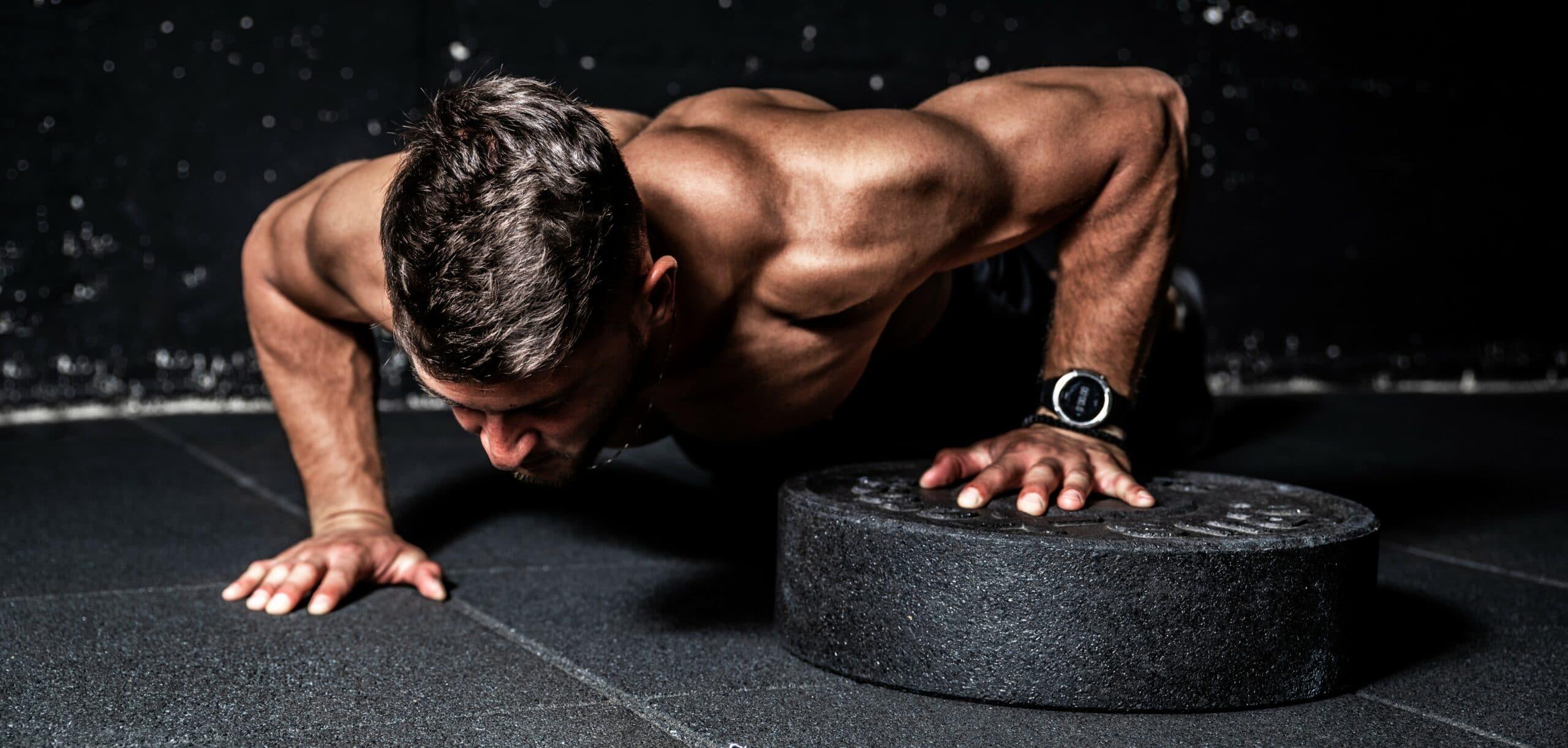 allenamento in palestra e reset metabolico