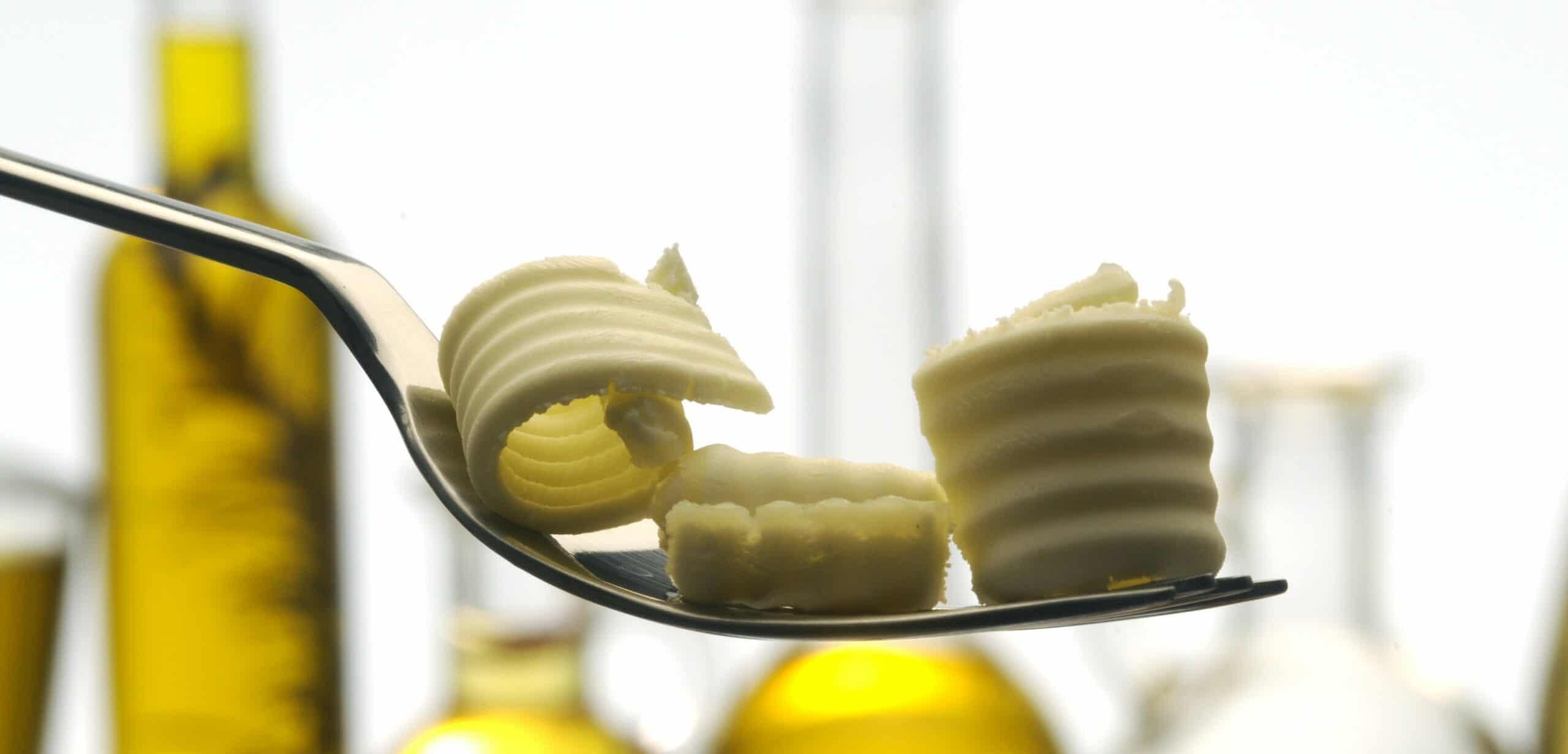 margarina e grassi trans nella dieta