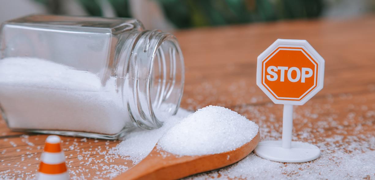 limitare gli zuccheri