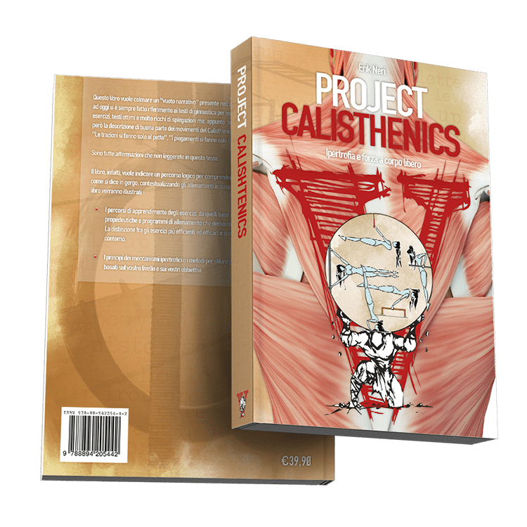 Project Calisthenics Libro