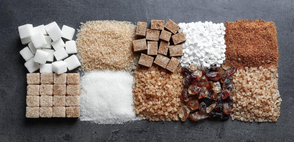 zuccheri semplici ad alto indice glicemico