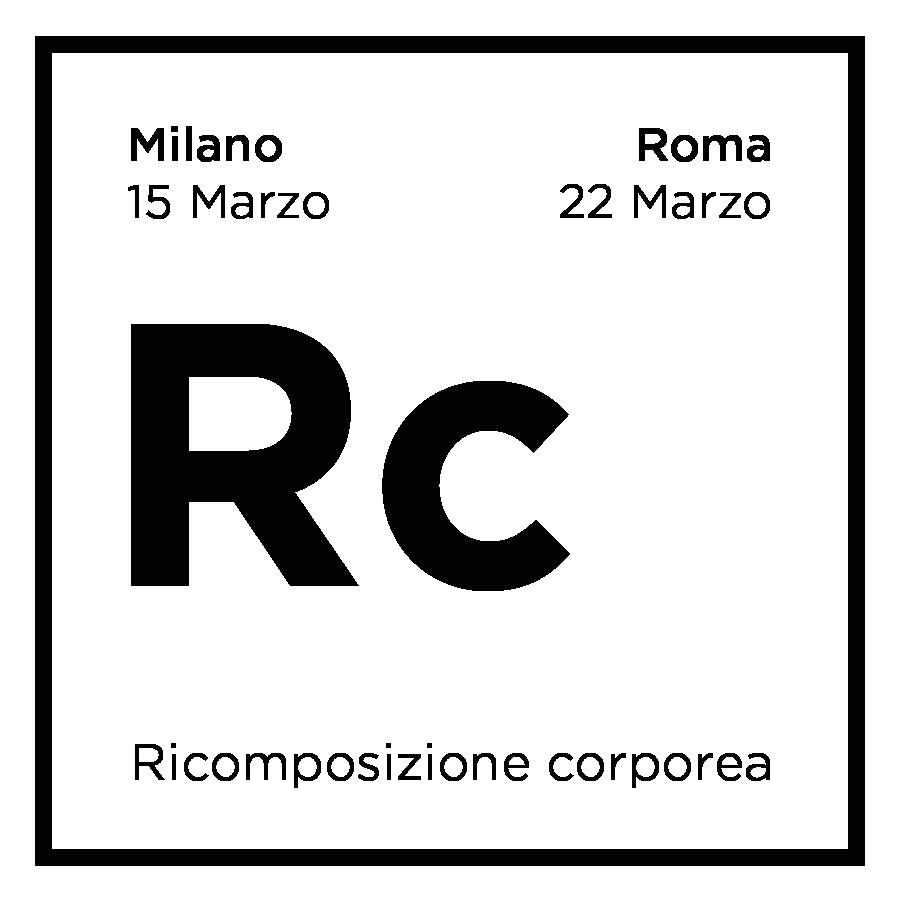 Ricomposizione corporea - Seminario ProjectInvictus