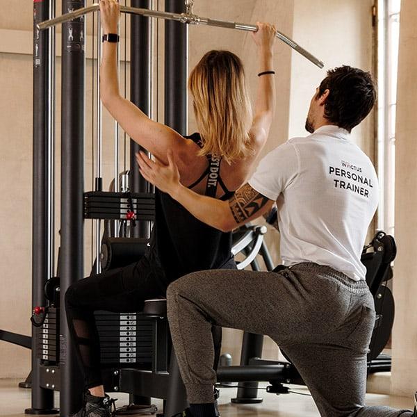programma allenamento centro invictus