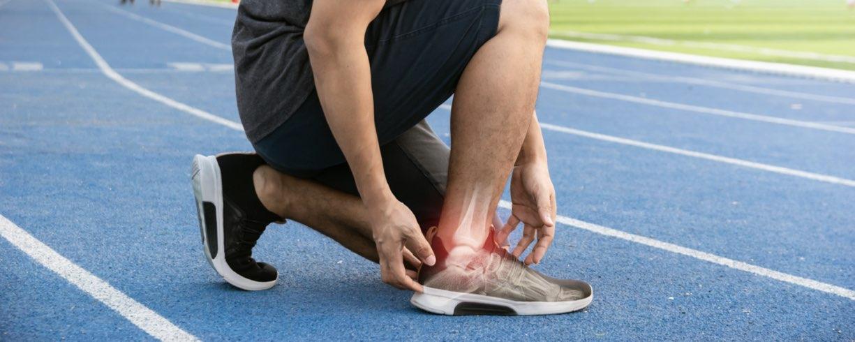 Instabilità caviglia