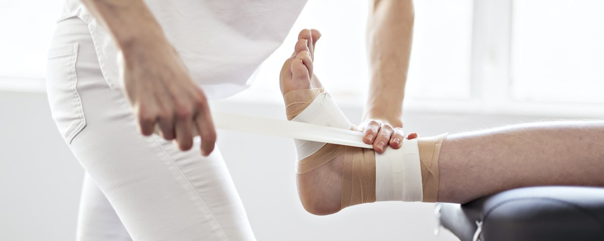 Frattura caviglia