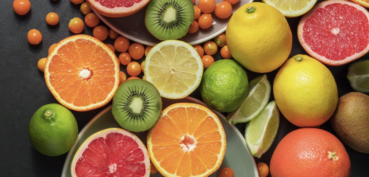 Vitamina C e cibo