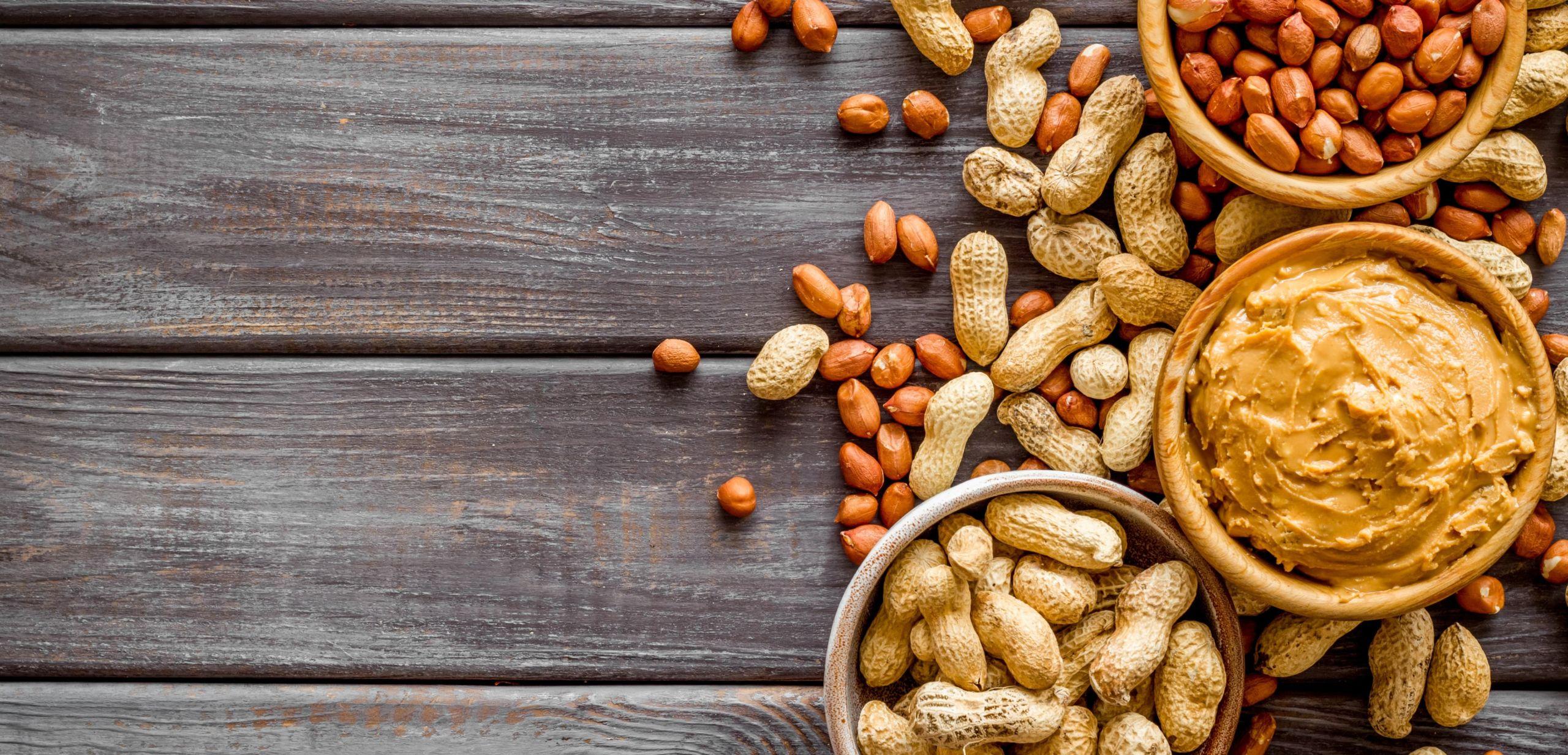 Quando e quanto burro di arachidi per la palestra e il bodybuilding