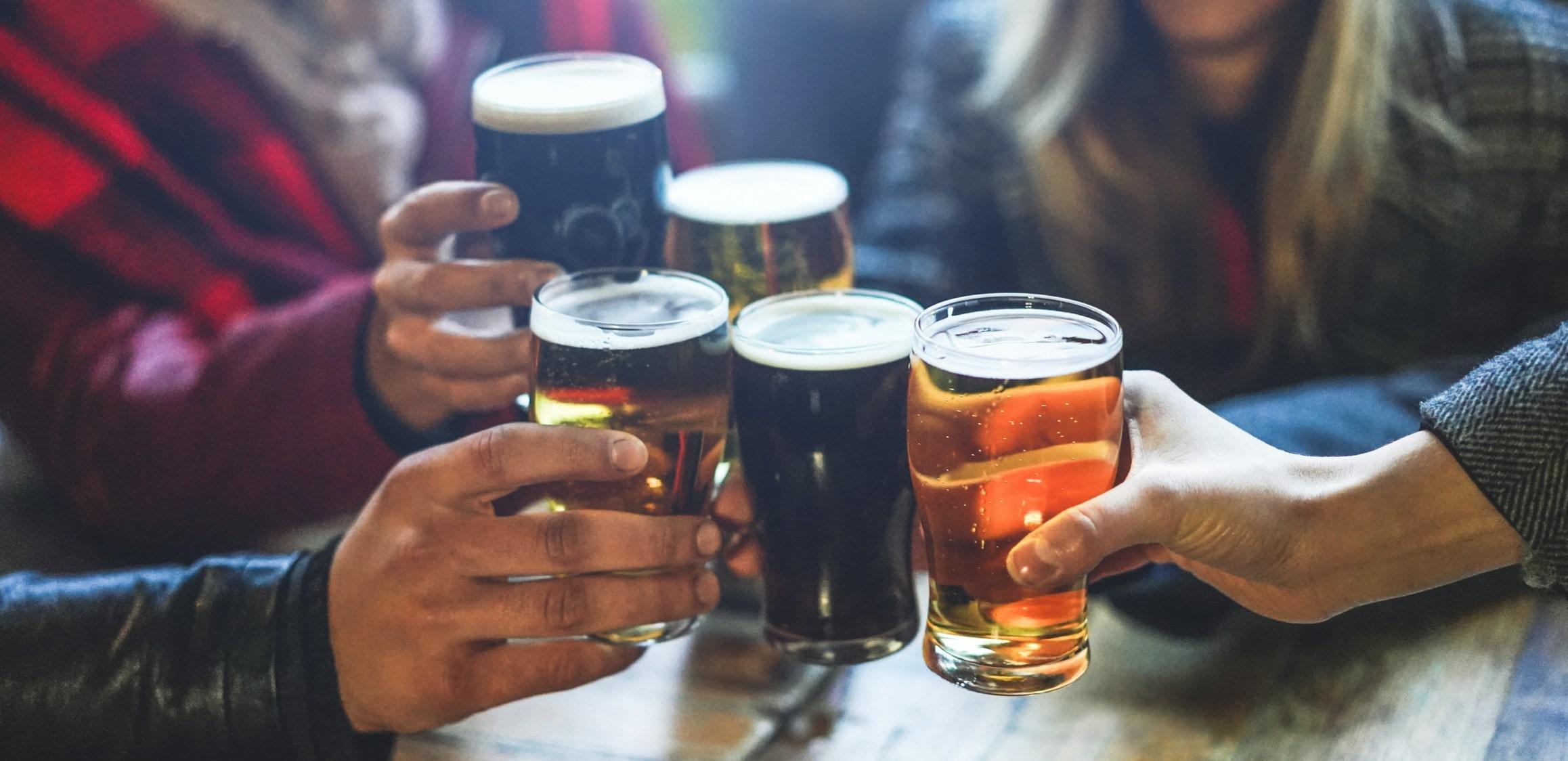 La birra come alimento con destrosio