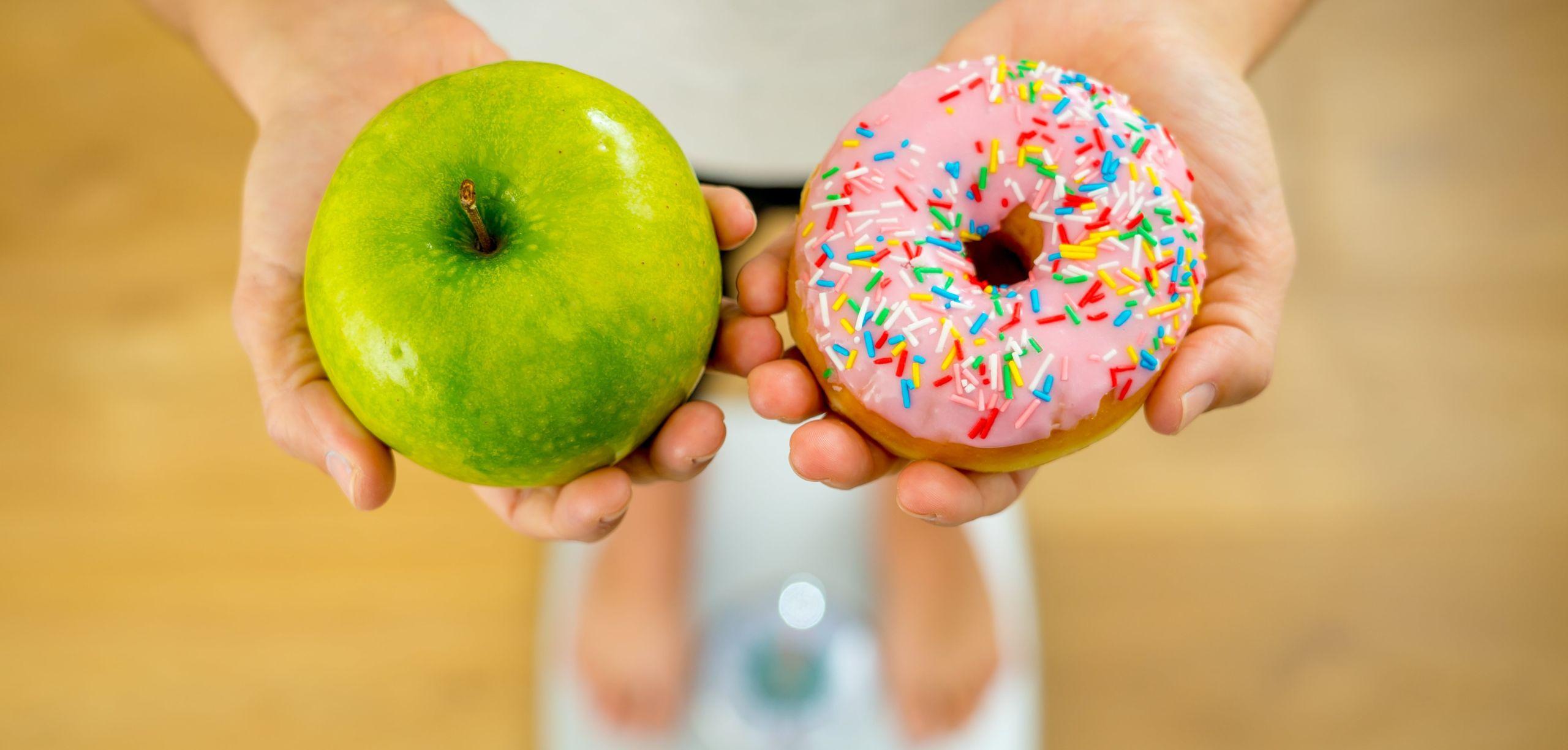 Colazione dietetica dolce per perdere peso