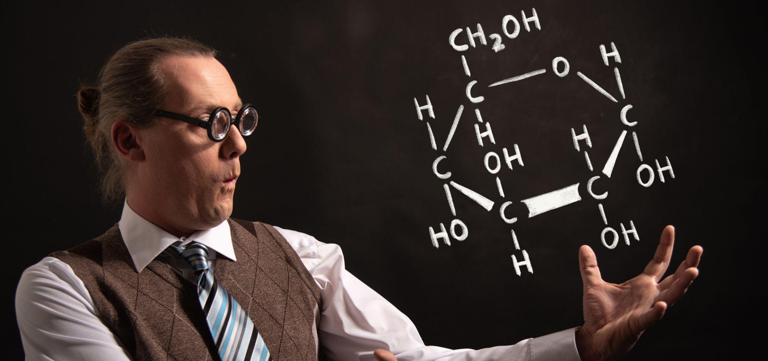Destrosio: cos'è e formula chimica